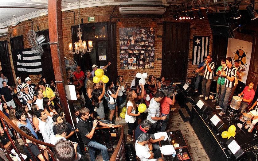 Samba Rock Cafe Rio De Janeiro