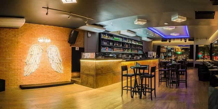 Santo Cupido Bar