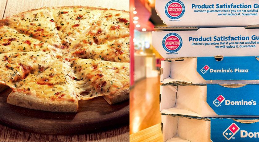 Promoção Da Dominos Tem Pizza De Muçarela Por R1990