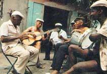 Chapéu Panamá comanda roda de samba em BH - ObaOba 9f0fa6d760e