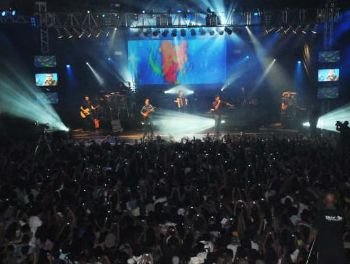 Casa de show Chapéu Brasil - Sumaré - ObaOba b17f736b536
