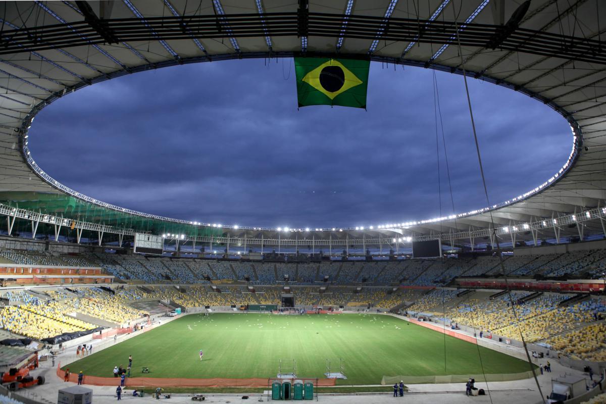 Outros Estádio do Maracanã - Rio de Janeiro - ObaOba 9734cb797ffeb