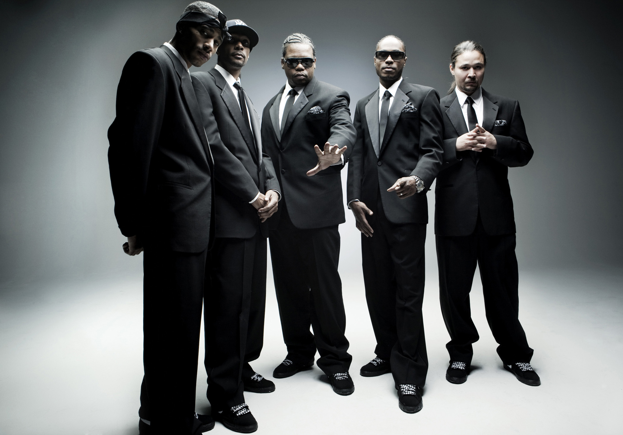 Bone Thugs-n-Harmony em São Paulo em 2015 - Via Marquês - ObaOba 3ca8e69cf4f
