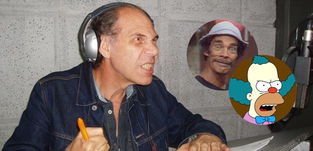 Resultado de imagem para dubladores brasileiros