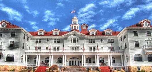 lugar assustador hotel stanley nos estados unidos