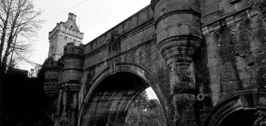 lugares assustadores ponte de overtoun
