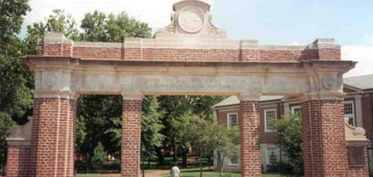 lugares mais assustadores  Universidade de Ohio, EUA