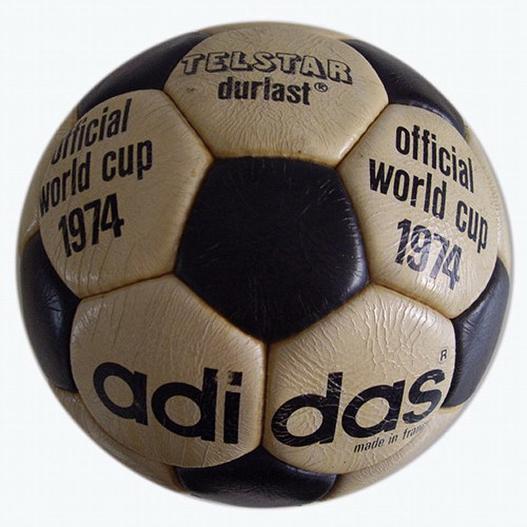 A Telstar Durlast foi literalmente a MESMA bola da Copa de 70. efc0707e69098
