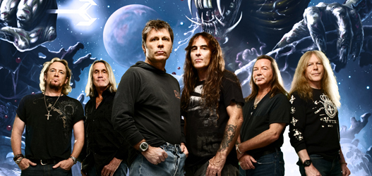 foto do Iron Maiden