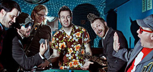 foto do Reel Big Fish