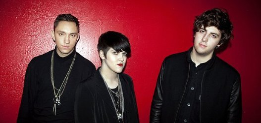 foto do The XX
