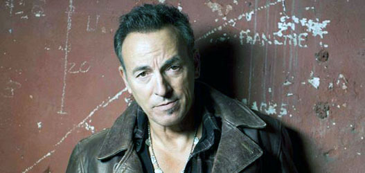foto do Bruce Springsteen