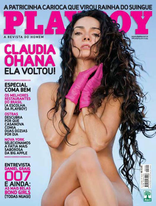 Veja 10 famosas peludas que já posaram para a Playboy - ObaOba
