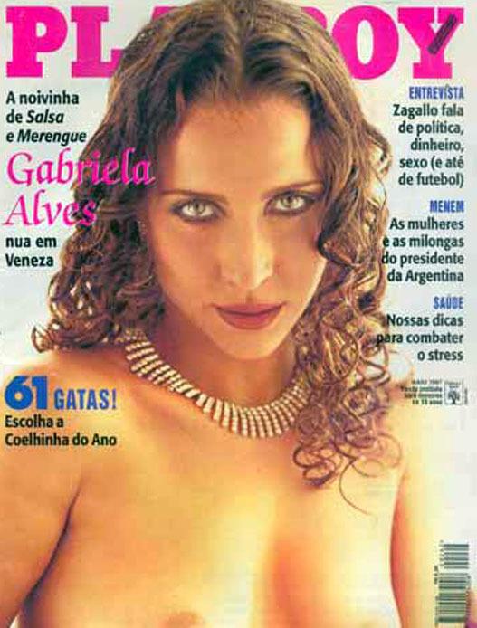 Atriz Gabriela Alves Posou Nua Em Para A Publica O Masculina